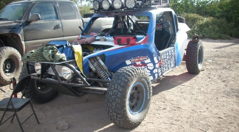 Our Day at the Baja 1000