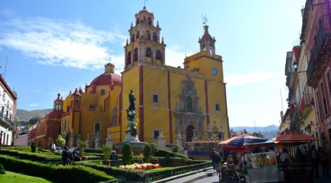 The Guanajuato Labyrinth