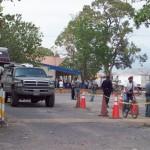 Truck Border